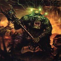 Agor the Mad - Ork Weirdboy