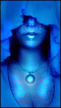 Blue Alien by ValentinaKallias