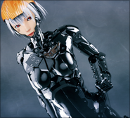Cyborg ninja by yukinosama27-d6h23a2