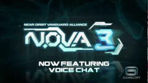 NOVA 3 - Near Orbit Vanguard Alliance - Voice Chat iOS Update