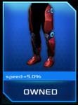 Ninja Leg