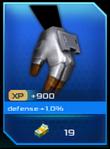 Assault hand