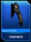 Stealth arm