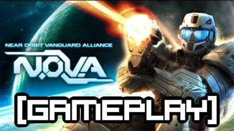 Near Orbit Vanguard Alliance Mobile by Gameloft Level 3-0
