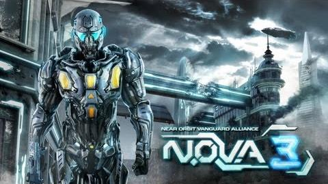 N.O.V.A. 3 - Mobile Game/Videos