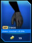 Hunter hand