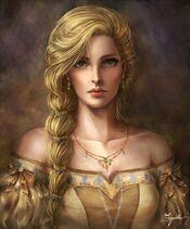 Queen valerie