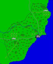Treshire Map