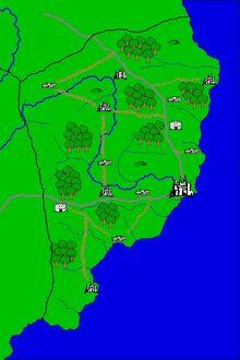 Corth Geography