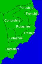 Corth Counties
