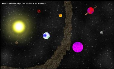 New Sol system