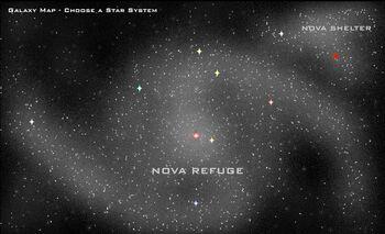 Nova Refuge Starmap