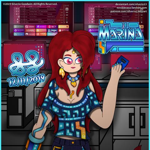 Marina in late 5120.