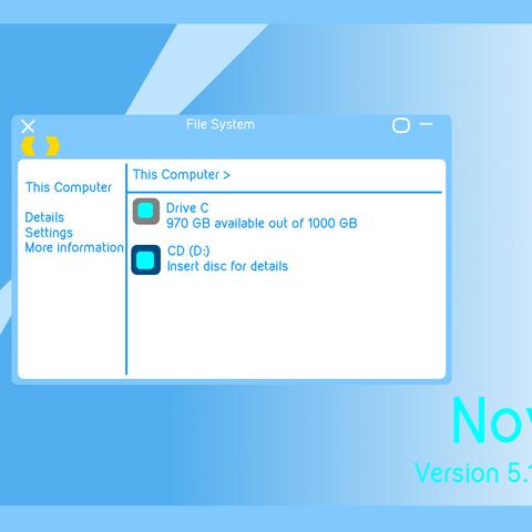 Nova OS 5