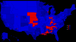 Map of the 2020 Election Alternate by Congressional District, To Upload