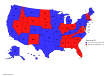 Governors for 2017 Map