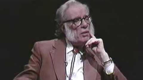 Isaac Asimov (1920- 1992 R.I.P.) April, 1986 Original air date You Tube Compression