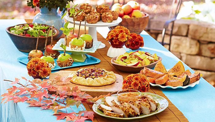 Kids Birthday Party Food Jpg