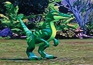 Lego worlds compsognathus by sideswipe217-d8y4laq