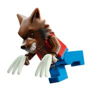 Lego monster fighters the werewolf 1 raw