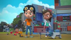 Rusty Rivets Bits