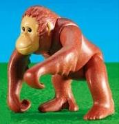 Lego Orangutan