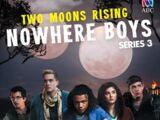 Nowhere Boys: Two Moons Rising (DVD)