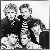Duran Duran together