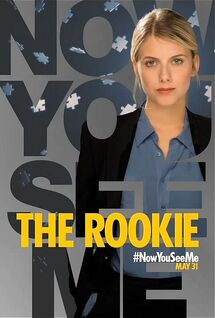 NOW-YOU-SEE-ME-Melanie-Laurent-Poster