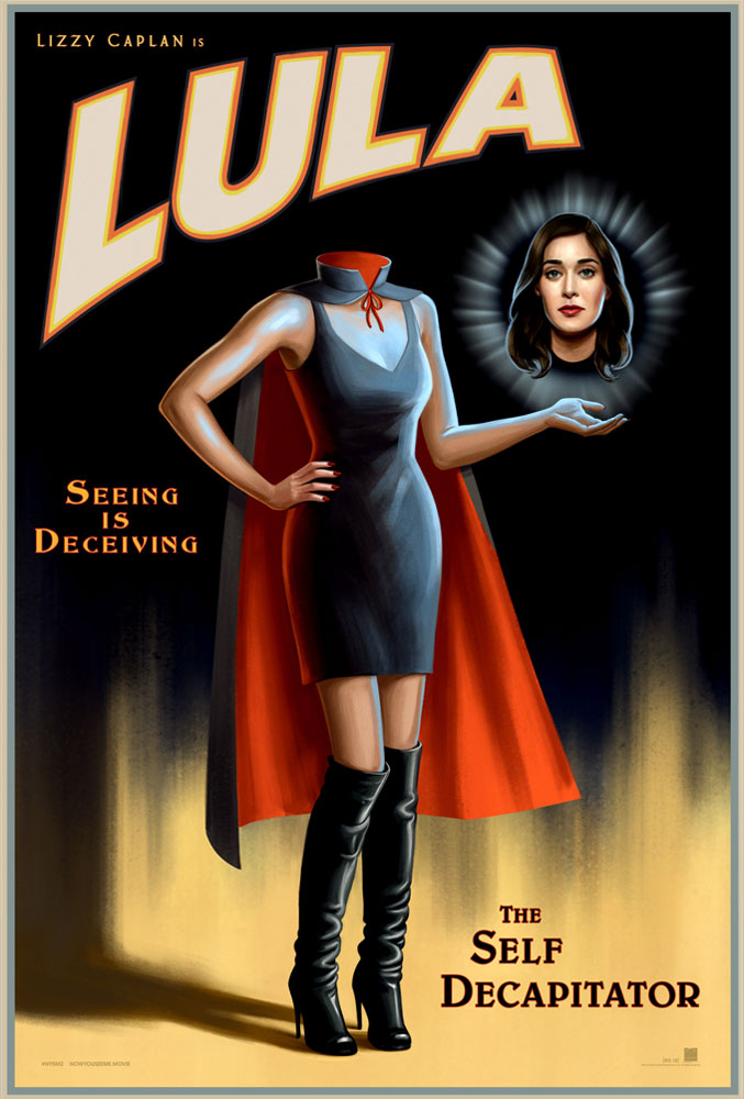 Lula May   Now You See Me Wiki   FANDOM powered by Wikia Now You See Me Character Posters