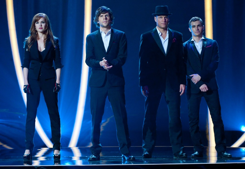 Bilderesultat for now you see me 1