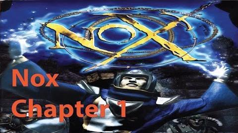 Nox - Walkthrough Warrior Chapter 1 - The Fortress of Dün Mir-2