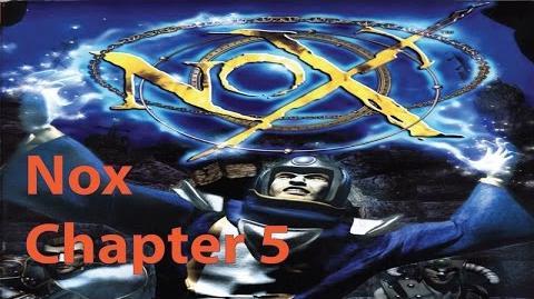 Nox - Walkthrough Warrior Chapter 5 - Ogre Raid at the Hamlet of Brin