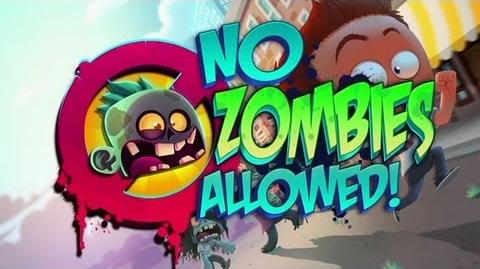 Official No Zombies Allowed Launch Trailer
