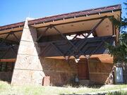 Beaver Meadows Visitor Center