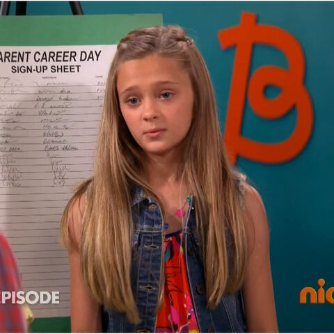 Lizzy Greene as Morgan on The Thundermans
