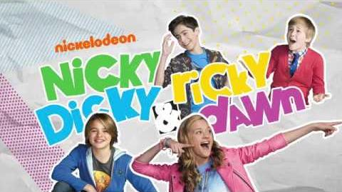 Nicky, Ricky, Dicky & Dawn - Theme Song (HD) - Season 3