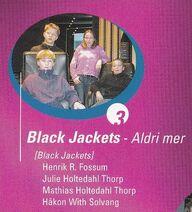 Julie Holtedahl Torp, Håkon With Solvang, Mathias Holtedahl Torp & Henrik Fossum