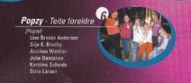 Silje Bredby, Anniken Winther, Line Brekke Andersen, Julia Bassanos, Karoline Sandsbråten & Stine Larsen
