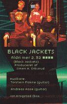 Black Jackets - Aldri Mer