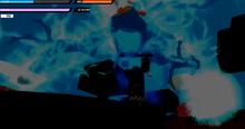 GOING SSJ BLUE 2 LIGHTNING CLOAK New Team Battles Kirin in NRPG Beyond in Roblox iBeMaine YouTube