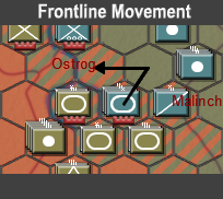 Frontlinemovement