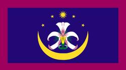 New flag of Riya-Sampetrina