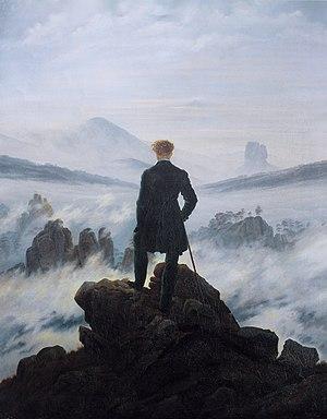 300px-Caspar David Friedrich - Wanderer above the sea of fog
