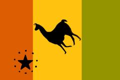 Llama Republic flag