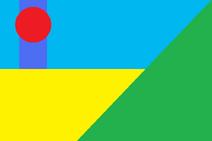 Melutya flag