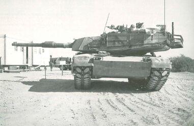 M1 Abrams Main Battle Tank Series (Tarakian Variants)   The
