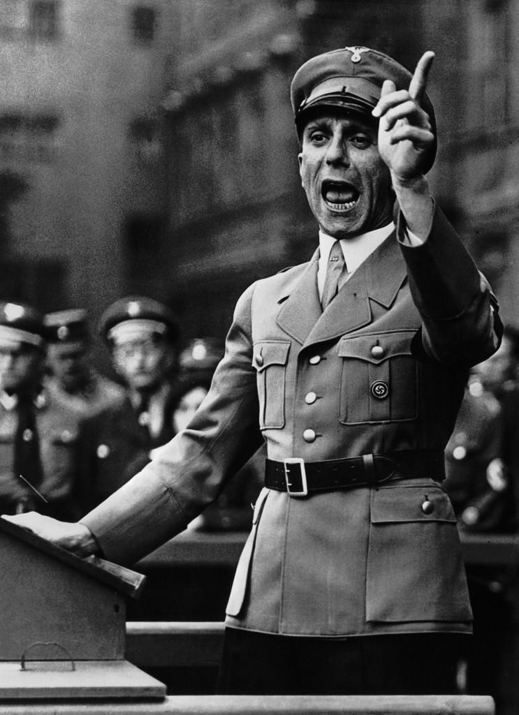Joseph Goebbels Rede