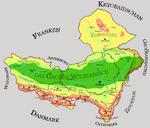 Karte Kaisertum Wieserreich Geographic