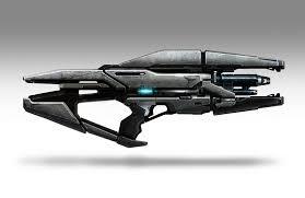 Lancea energy rifle